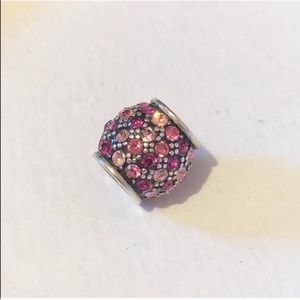 🆕listing! Brighton bead with pink crystals